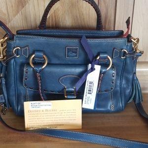 Dooney and Bourke medium pocket satchel - UWT